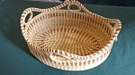 Lg Oval four handle Basket   $325.00