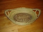 Medium Oval Bread Basket     $125..00