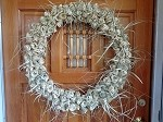 Palmetto Wreath    24 inches diameter     $250.00